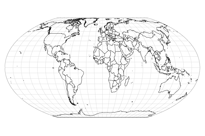 Tutorial Rendering a World Map in ActionScript